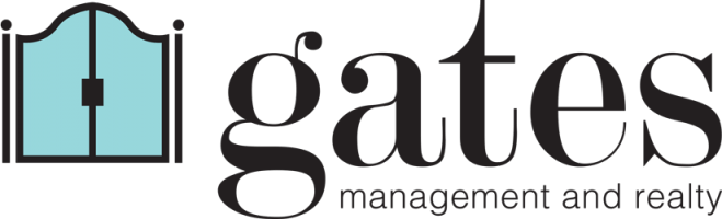Gates Management and Realty Logo